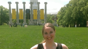 I graduated with honors from the University of Missouri-Columbia in May 2013