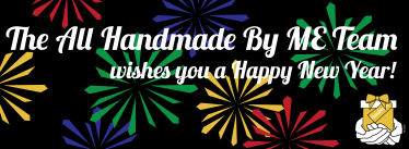 All Handmade By ME Team New Years Facebook Cover Photo