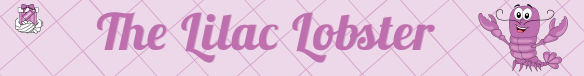 The Lilac Lobster Banner