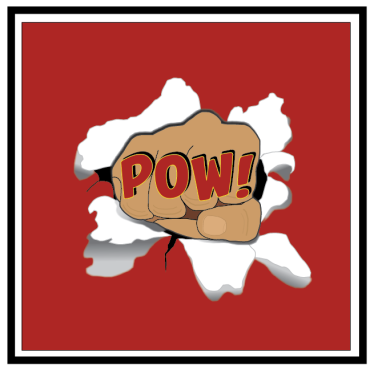 POW! Wall Art
